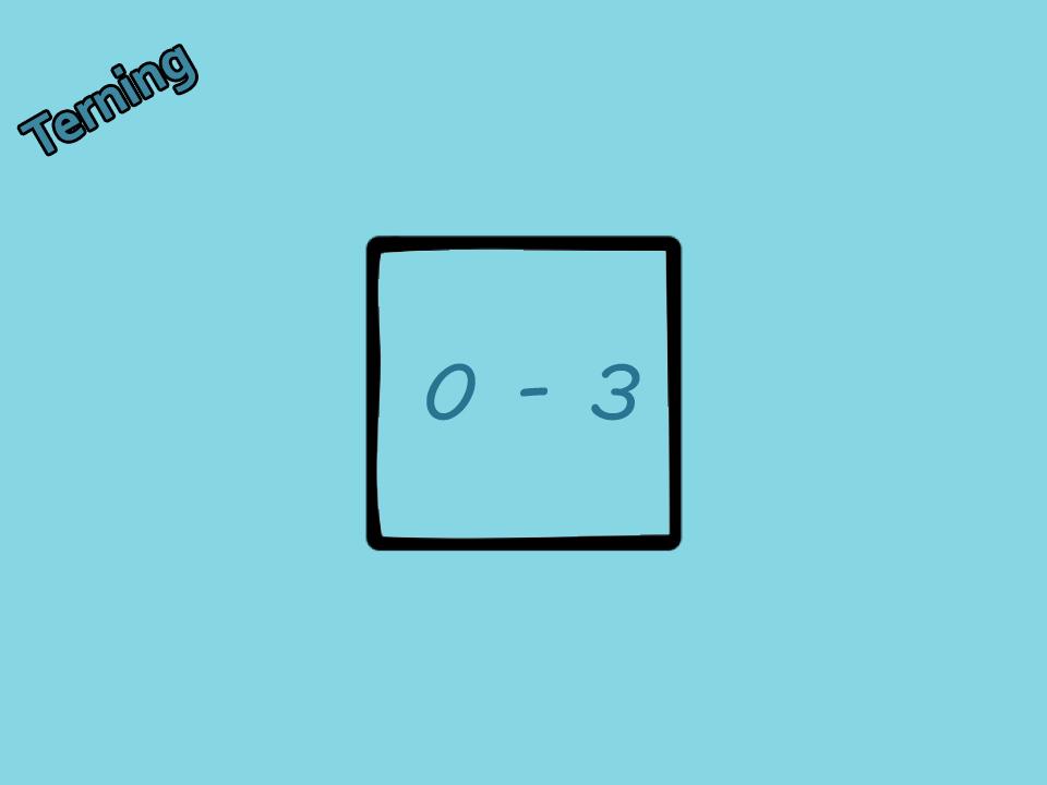 Terning 0-3