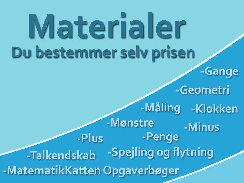 Matematik Materialer